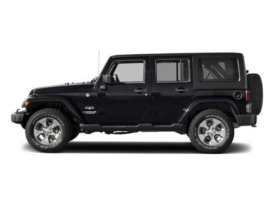 2017 Jeep Wrangler Unlimited Sahara Black Clearcoat For Sale In Antioch Il Kunes Country Ford