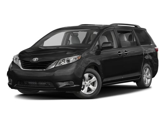 2017 Toyota Sienna Le 7 Penger In Antioch Il Kunes Country Ford Of