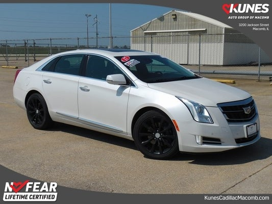 2017 Cadillac Xts Premium Luxury In Antioch Il Kunes Country Ford Of