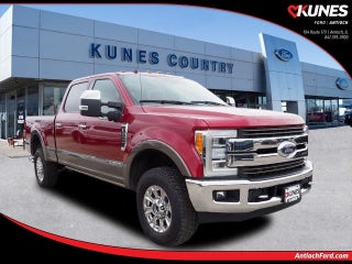 Used Ford Super Duty F 250 Srw Antioch Il