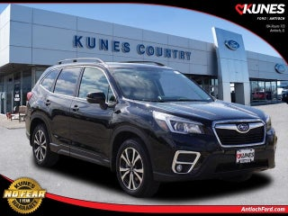 Used Subaru Forester Antioch Il